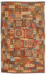 Alfombra Kilim Afghan Old style ABCL1132