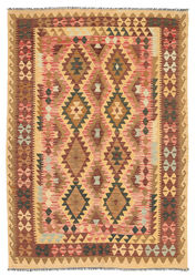 Alfombra Kilim Afghan Old style ABCL1063
