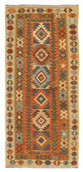Tapis Kilim Afghan Old style ABCL745