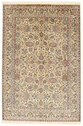 Kashmir pure silk carpet XVZC328