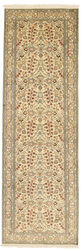 Kashmir pure silk carpet XVZC404