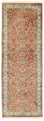 Kashmir pure silk carpet XVZC378