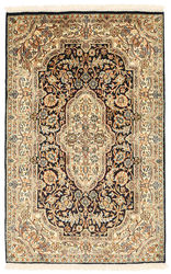 Kashmir pure silk carpet XVZC188