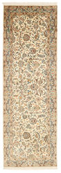 Kashmir pure silk carpet XVZC386