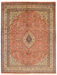 Kashmir pure silk carpet XVZC463