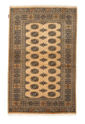 Pakistan Bokhara 2ply carpet NAS658