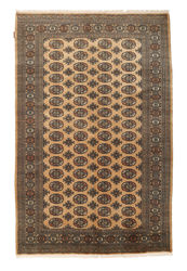 Pakistan Bokhara 2ply carpet NAS625