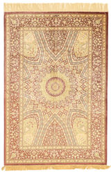 Qum silk carpet XVZH15