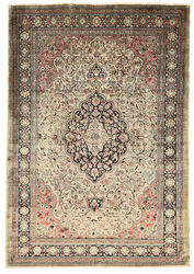 Qum silk carpet XVZI7