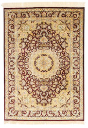 Qum silk carpet XVZH26
