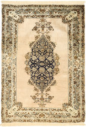 Qum silk carpet XVZI45