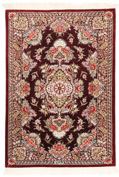 Qum silk carpet XVZI36