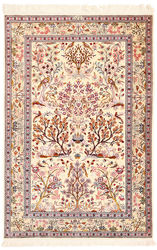 Qum silk carpet XVZI35