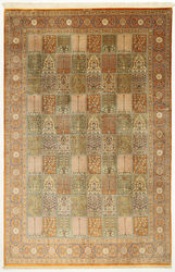 Qum silk carpet XVZH11