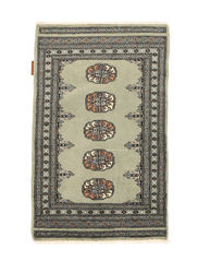 Pakistan Bokhara 2ply carpet NAS328