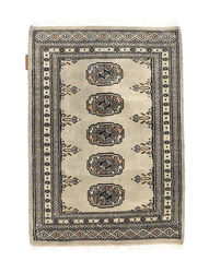 Pakistan Bokhara 2ply carpet NAS490