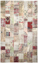 Patchwork carpet BHKZI686