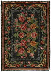 Rose Kelim carpet XCGZB1800