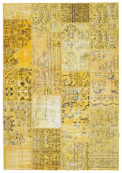 Patchwork carpet BHKZI891
