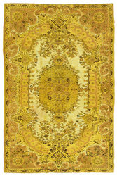 Alfombra Colored Vintage Relief BHKZI1178
