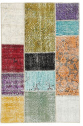 Patchwork carpet BHKZI319