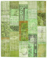 Patchwork carpet BHKZI1094