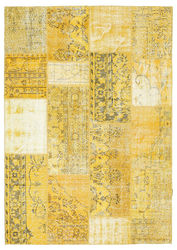 Patchwork carpet BHKZI793