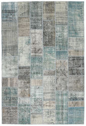 Patchwork carpet BHKZI292
