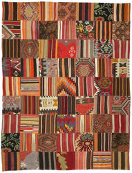 Kilim Patchwork carpet RZZZR117