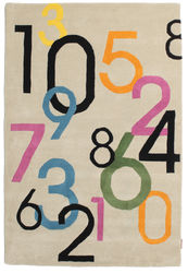 Lucky Numbers rug CVD6707