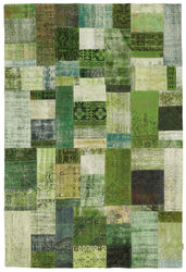 Patchwork carpet NEW_P372