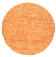 Shaggy Sadeh - Orange carpet CVD13462