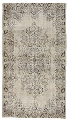 Colored Vintage carpet BHKZK396