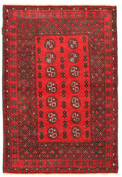 Afghan carpet NAV235