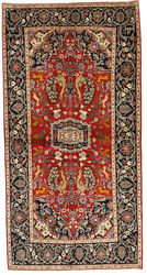 Keshan carpet XVZR953