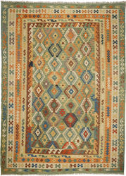 Alfombra Kilim Afghan Old style ABCO894