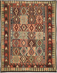 Alfombra Kilim Afghan Old style ABCO936