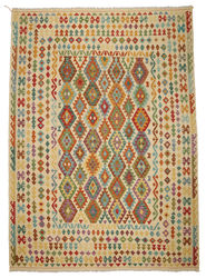 Alfombra Kilim Afghan Old style ABCO939