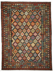 Kilim Afghan Old style carpet ABCO941