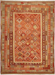 Alfombra Kilim Afghan Old style ABCO945