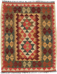 Kilim Afghan Old style carpet ABCO1810