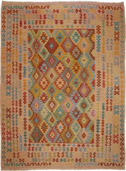 Alfombra Kilim Afghan Old style ABCO830