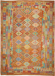 Alfombra Kilim Afghan Old style ABCO981