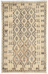 Kilim Afghan Old style carpet ABCO10