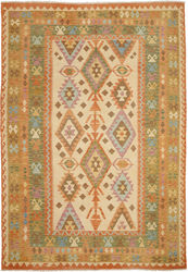 Alfombra Kilim Afghan Old style ABCO619