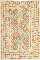 Alfombra Kilim Afghan Old style ABCO551