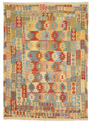 Alfombra Kilim Afghan Old style ABCO575