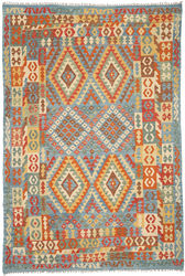 Alfombra Kilim Afghan Old style ABCO668