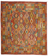 Alfombra Kilim Afghan Old style ABCO751
