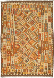 Kilim Afghan Old style carpet ABCO2772
